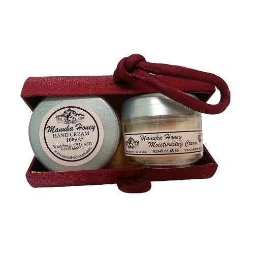 Manuka Honey Barrel Gift Set