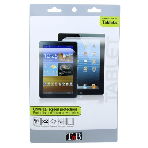 T'nB PRECTAB1 screen protector - screen protectors (Polycarbonate, Tablet)