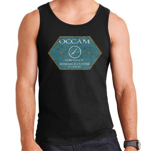 Shape Of Water Occam Aerospace Research Centre Men's Vest
