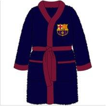 Barcelona Mens Bath Robe - L - Fc Large Gift Warm Fan Officia Licensed Footbal -  fc barcelona bath robe large gift warm fan official licensed