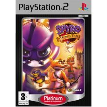 Spyro - a Hero's Tail - Spyro: A Hero's Tail (PS2)