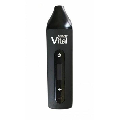 Xmax Vital Dry Herb Kit - Vaporiser Vaporizer (Black)