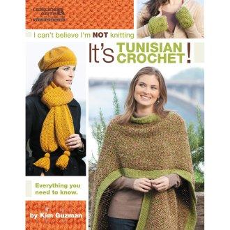 Leisure Arts-It's Tunisian Crochet!