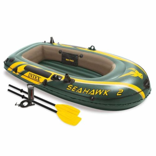 Intex 68347 Seahawk 2 Inflatable Boat for Two People