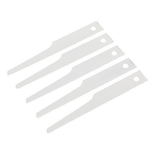 Sealey SA34/B24 24tpi Air Saw Blade - Pack of 5