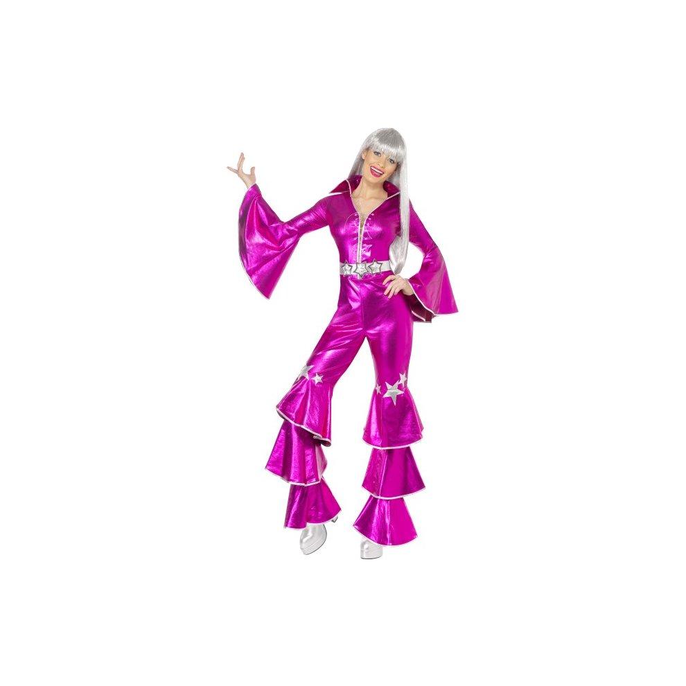 Smiffy s Adult Women s 1970 s Dancing Dream Costume 3d2fde8c6e
