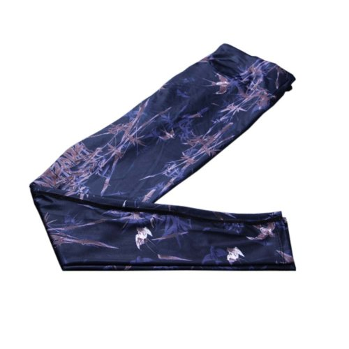 Stylish Printing Design Quick-dry Pants Running Fitness Trousers Yoga Pants, #07