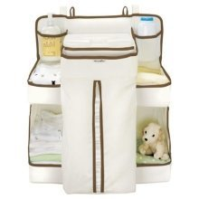 Munchkin Nappy Change Organiser | Hanging Nappy Change Station