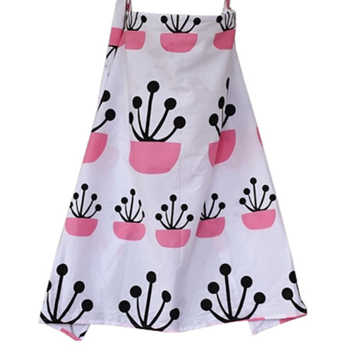 Unisex Baby Breast Feeding Nursing Cover Nursing Apron Baby Shower Gift, K