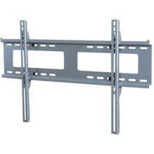 Peerless SmartMount Flat to Wall Mount in Black 79kg (175lbs) Universal up to 742x433mm for 32 - 56 inch LCD and Plasma Screens