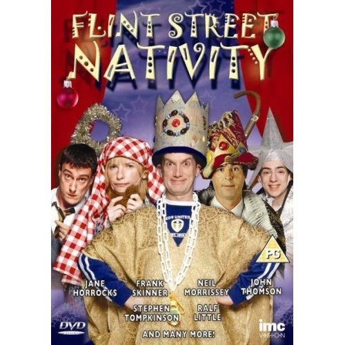 Flint Street Nativity [DVD] [1999] New Sealed UK Region 2