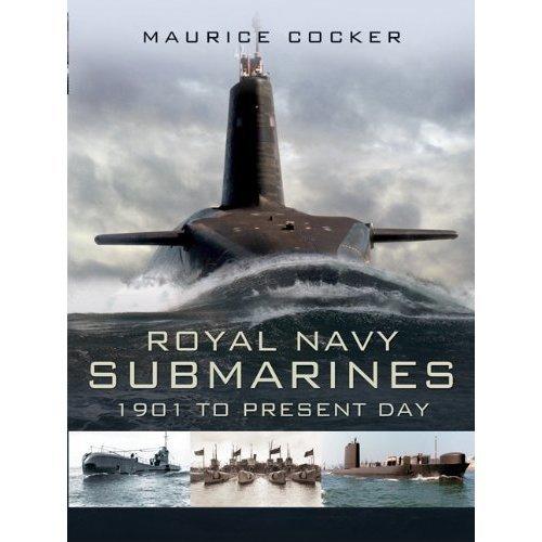 Royal Naval Submarines, 1901 - Present