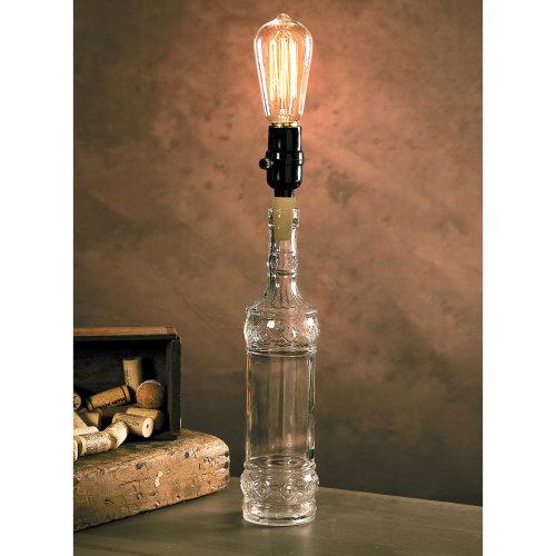 Bottle Stopper W/Lamp Socket-6' Cord