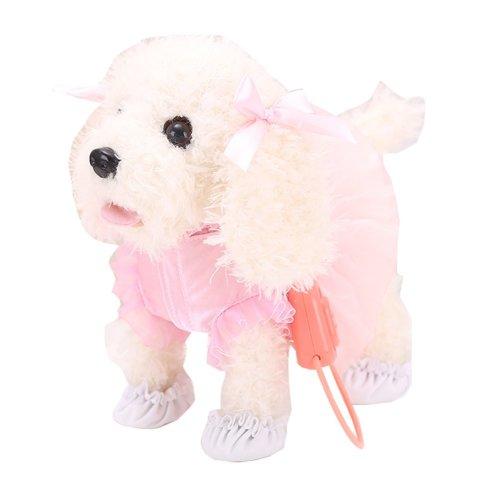 Kids Pet Toy - Battery Operated Walking Dog