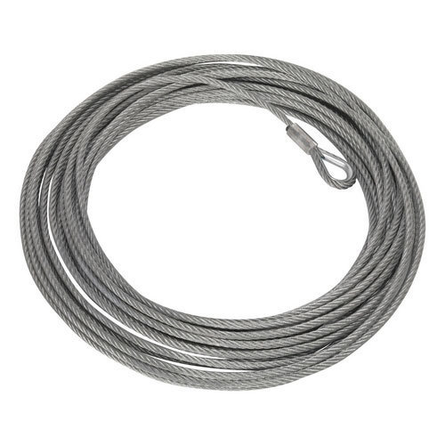 Sealey SRW5450.WR Diameter 9.2mm x 26mtr Replacement Wire Rope for SRW4300 & SRW5450