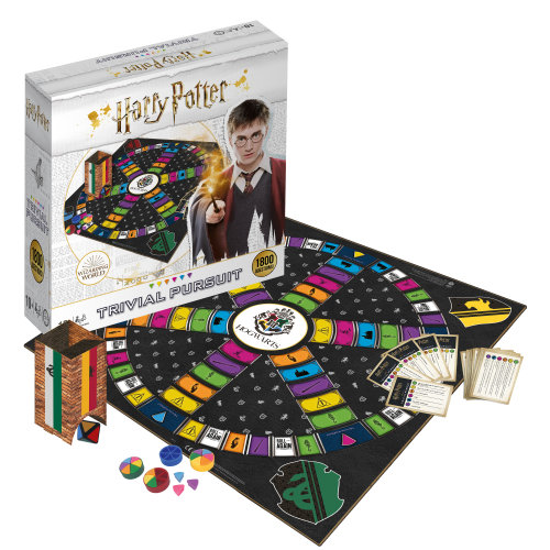 Harry Potter Ultimate Trivial Pursuit Board Game | Harry Potter Quiz Game