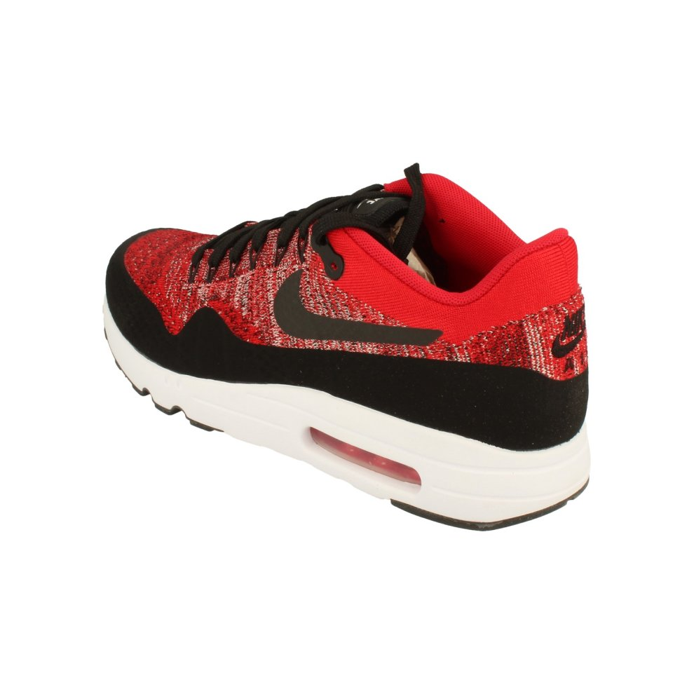 48f41d1b3cde ... Nike Air Max 1 Ultra Flyknit Mens Running Trainers 875942 Sneakers Shoes  - 1 ...