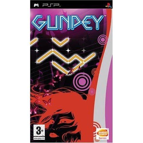 Gunpey Sony PSP Game