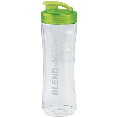Breville Blend Active Spare Bottle, 0.6 L - Clear/Green
