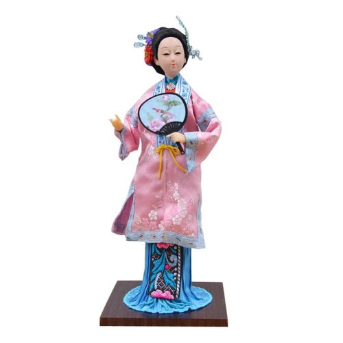 73a2175f1 Chinese Ancient Beauty Vintage Doll Restaurant Doll Figurine 08 on OnBuy