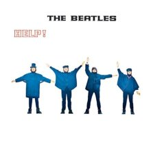 The Beatles Help Album Cover Official Any Occasion Greeting Card One Size - -  beatles help greeting card any occasion album cover official birthday