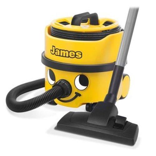 Yellow Numatic James Vacuum JVP180 | Cylinder Vacuum Cleaner