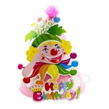 4PCS Birthday Hats Party