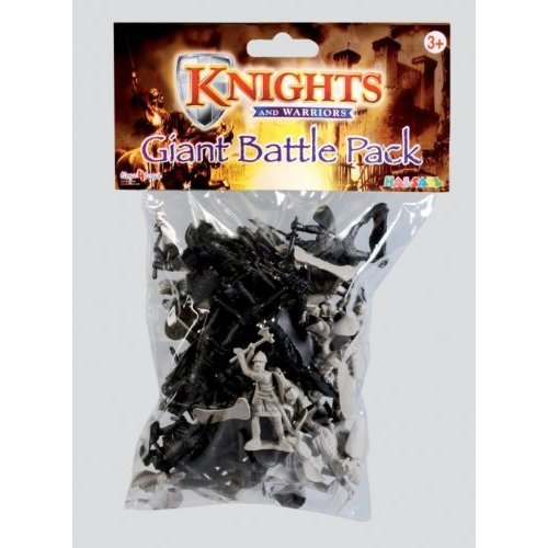 Knights and Warriors Giant Battle Pack