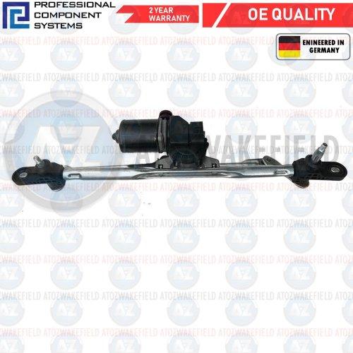 FOR FIAT BRAVO PANDA 500 500C FRONT WIPER LINKAGE & MOTOR 46 804 522 BRAND NEW