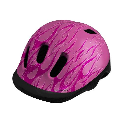 WeeRide Kids' Bike Helmet - Pink, 44 cm/Small