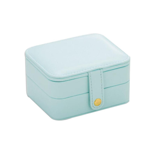 Small Travel Jewelry Box For Ring / Watch / Necklace / Earring -A4