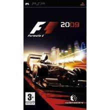 Formula 1 2009 Sony PSP Game