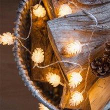 5M 20LED Pine Cone Fairy String Light
