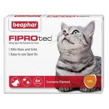 Fiprotec Spot On Cat 6 Treatment