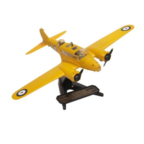 1:72 Avro Anson MKI No.1 Service Flying Training School Royal Canadian Air Force Model Plane