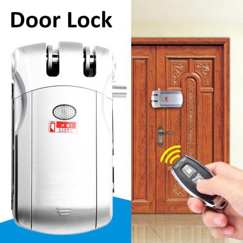 Remote Door Safety Lock Wireless Home Safe Security Keyless Opener