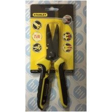 Stanley Tools Sta014103 Titanium Coated Shears Straight Cut 200mm