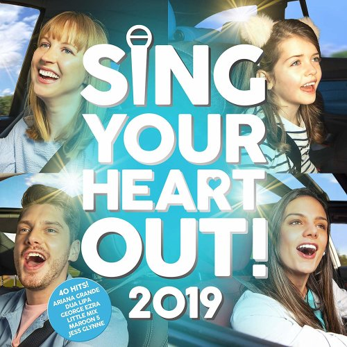Sing Your Heart Out! 2019 | Compilation CD
