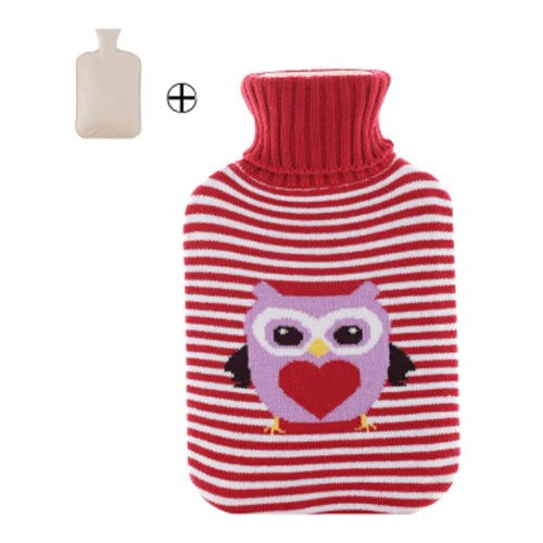 Hot Sale Living Goods Hot Water Bottle Novelty Hot Water Bag 32*20cm