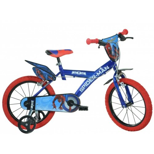 "Spiderman Homecoming 16"" Bicycle"