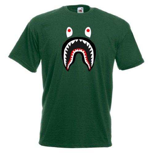 Supreme Bape Shark