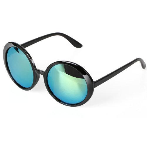 TRIXES Round Women's Sunglasses | Mirrored Sunglasses