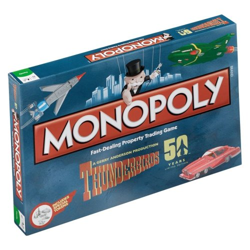 Thunderbirds Monopoly Game