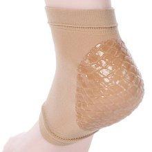 Squama Plantar Fasciitis Sleeve Heel Brace khaki 1 pair Heel Protector