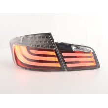 Taillights LED BMW serie 5 F10 saloon Year 2010-2012 chrome