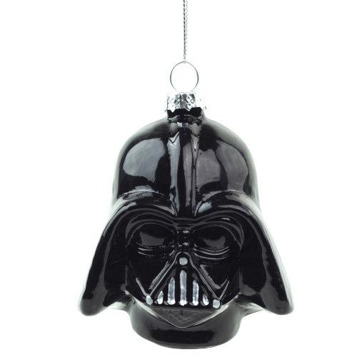 Darth Vader Star Wars Glass Christmas Tree Bauble