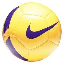 Nike Pitch Team Training Football Size 5 - Yellow