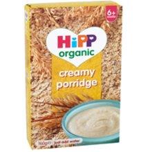 Hipp  Creamy Porridge (6 ) - Dried 160g x 4