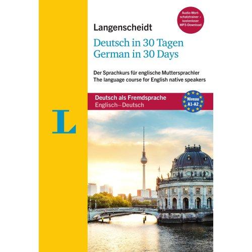 Deutsch in 30 Tagen: Buch mit 2 Audio-CDs + 1 CD MP3 + MP3 Download