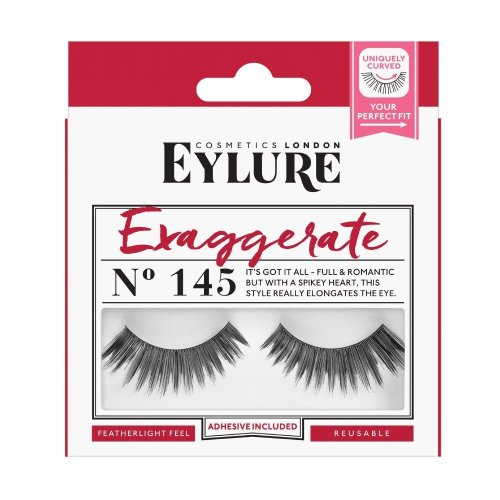 Eylure Exaggerate No. 145 False Lashes | Dramatic False Lashes